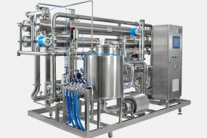 WTM-8040G系列低温牛奶浓缩机(非蒸汽浓缩雷竞技newbee赞助商)