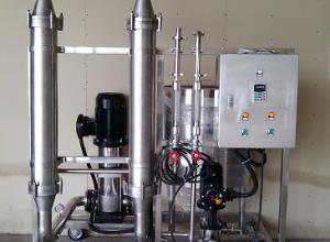 陶瓷膜过滤系统